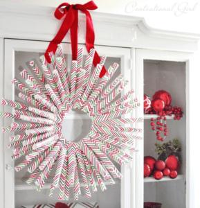 wreath-paper