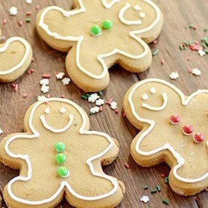 Classic Gingerbread Men