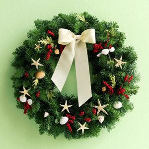 shell-wreath