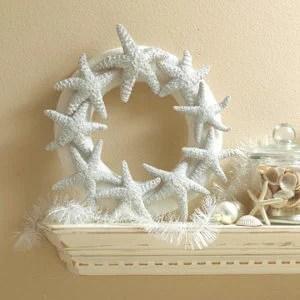starfish-wreath