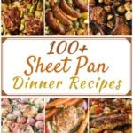 100 Cheap and Easy Sheet Pan Dinner Recipes