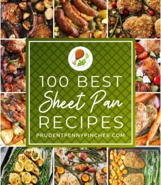 100 Best Sheet Pan Dinners