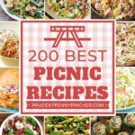 200 Best Picnic Recipes