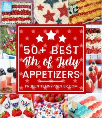 50 Best 4th of July Appetizers