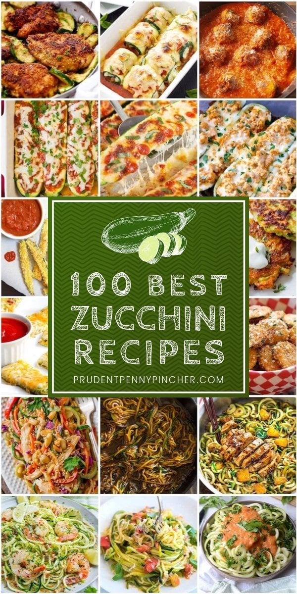 100 Best Zucchini Recipes