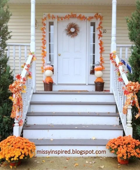 100 Cheap And Easy Fall Porch Decor Ideas Prudent Penny Pincher