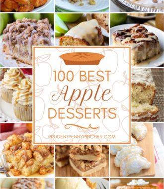 100 Best Apple Desserts