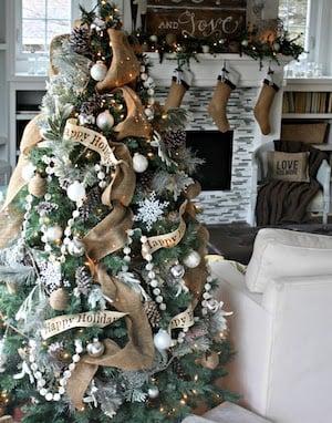150 Rustic Christmas Decor Diy Ideas Prudent Penny Pincher