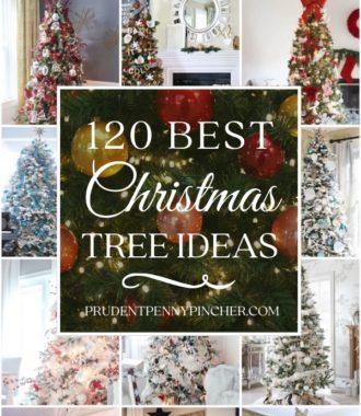 120 Best Christmas Tree Ideas