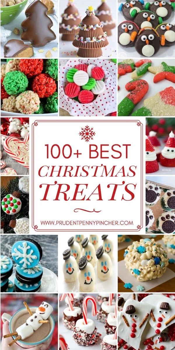 100 Best Christmas Treats