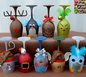 100 Christmas Crafts For Adults Prudent Penny Pincher