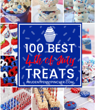 100 Best 4th of July Treats