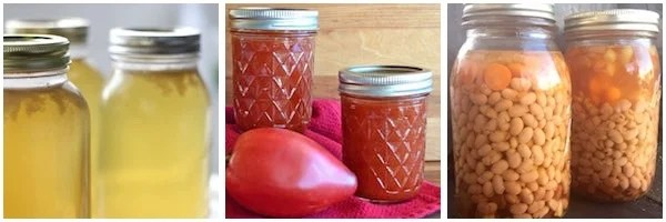 Canning Recipes for Soups