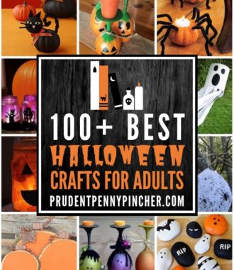 100 Best Halloween Crafts for Adults