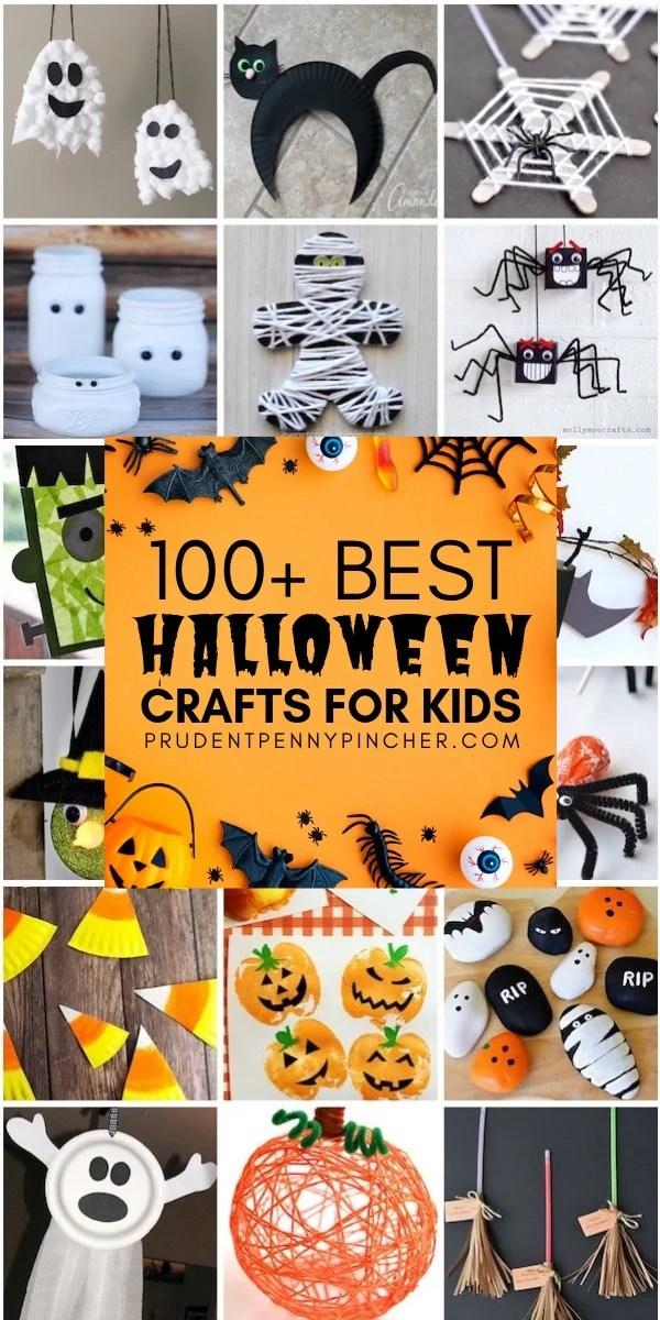 100 Best Halloween Crafts for Kids