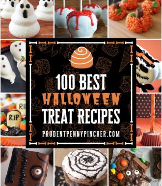 100 Best Halloween Treats