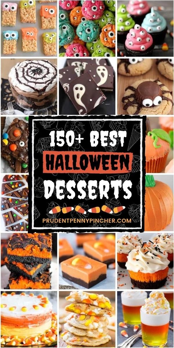 150 Halloween Desserts