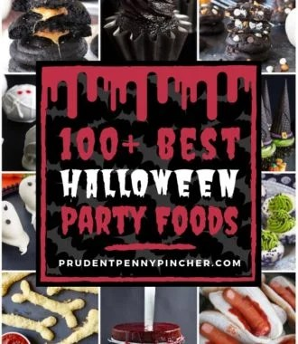 100 Best Halloween Party Foods
