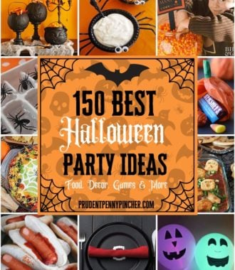 150 Best Halloween Party Ideas