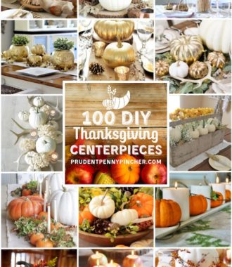 100 Best DIY Thanksgiving Centerpieces