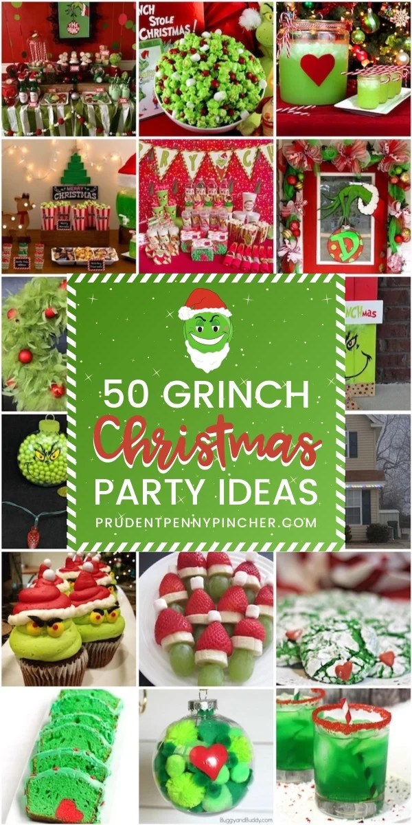 50 best grinch christmas party ideas prudent penny pincher 50 best grinch christmas party ideas