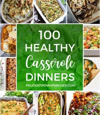 100 Healthy Casserole Recipes