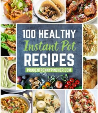 100 Healthy Instant Pot Recipes