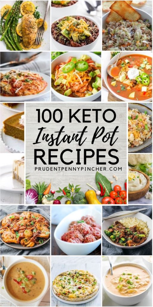 100 Keto Instant Pot Recipes