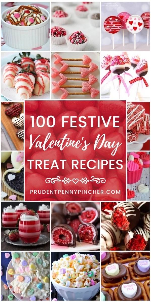 100 Romantic Valentine's Day Treats