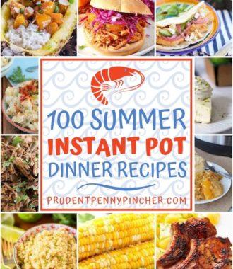 100 Best Summer Instant Pot Recipes
