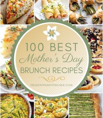 100 Best Mother's Day Brunch Recipes