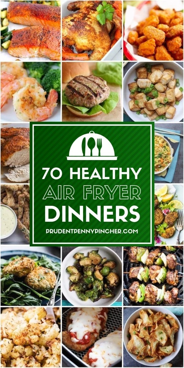 70 Healthy Air Fryer Recipes