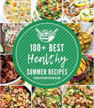100 Healthy Summer Dinner Recipes