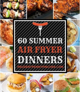 60 Summer Air Fryer Recipes