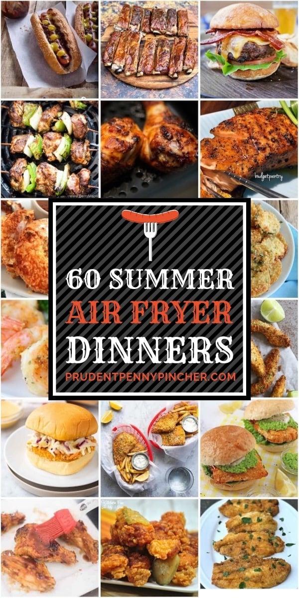 60 Summer Air Fryer Recipes