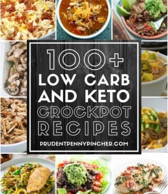 100 Low Carb and Keto Crockpot Recipes