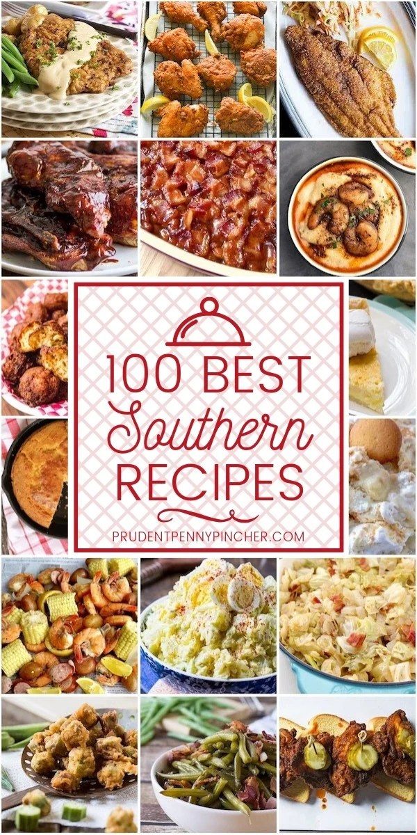 100 Best Southern Recipes