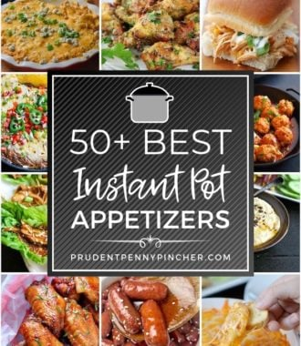 50 Best Instant Pot Appetizers