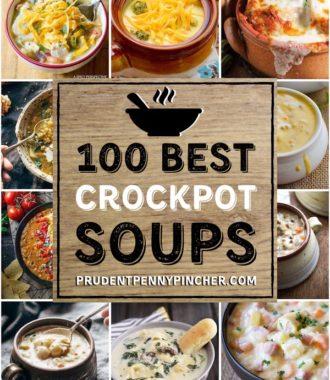100 Best Crockpot Soup Recipes