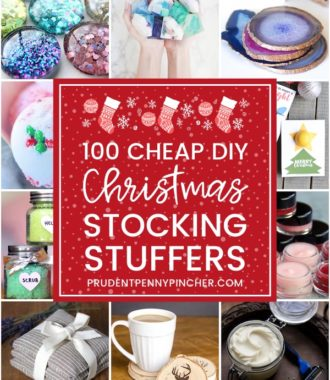 100 Cheap DIY Stocking Stuffers