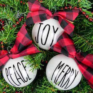 100 Diy Buffalo Check Christmas Decor Ideas Prudent Penny Pincher