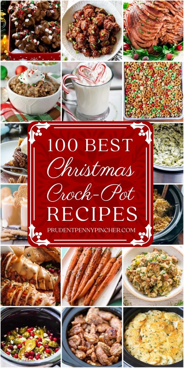 100 Best Christmas Crockpot Recipes