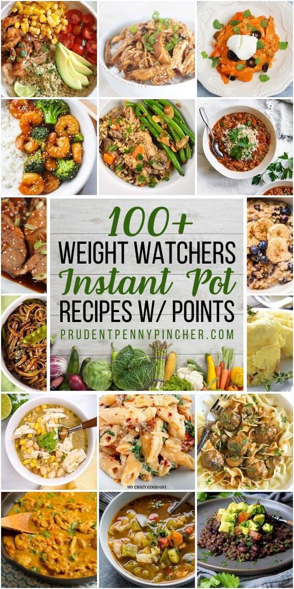 100 Weight Watchers Instant Pot Recipes