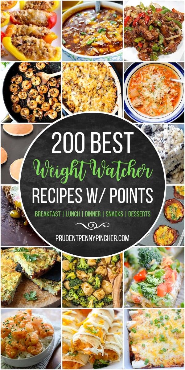 diet recipes weight watchers