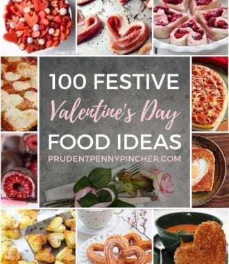 100 Festive Valentine's Day Foods