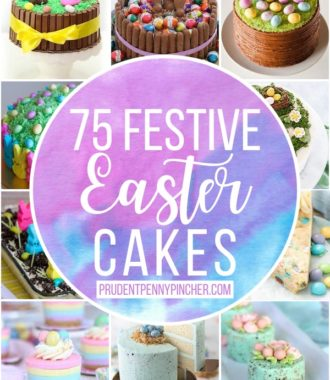 75 Festive Easter Cake Recipes