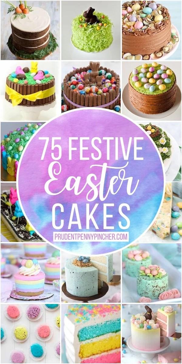 75 Festive Easter Cake Recipes