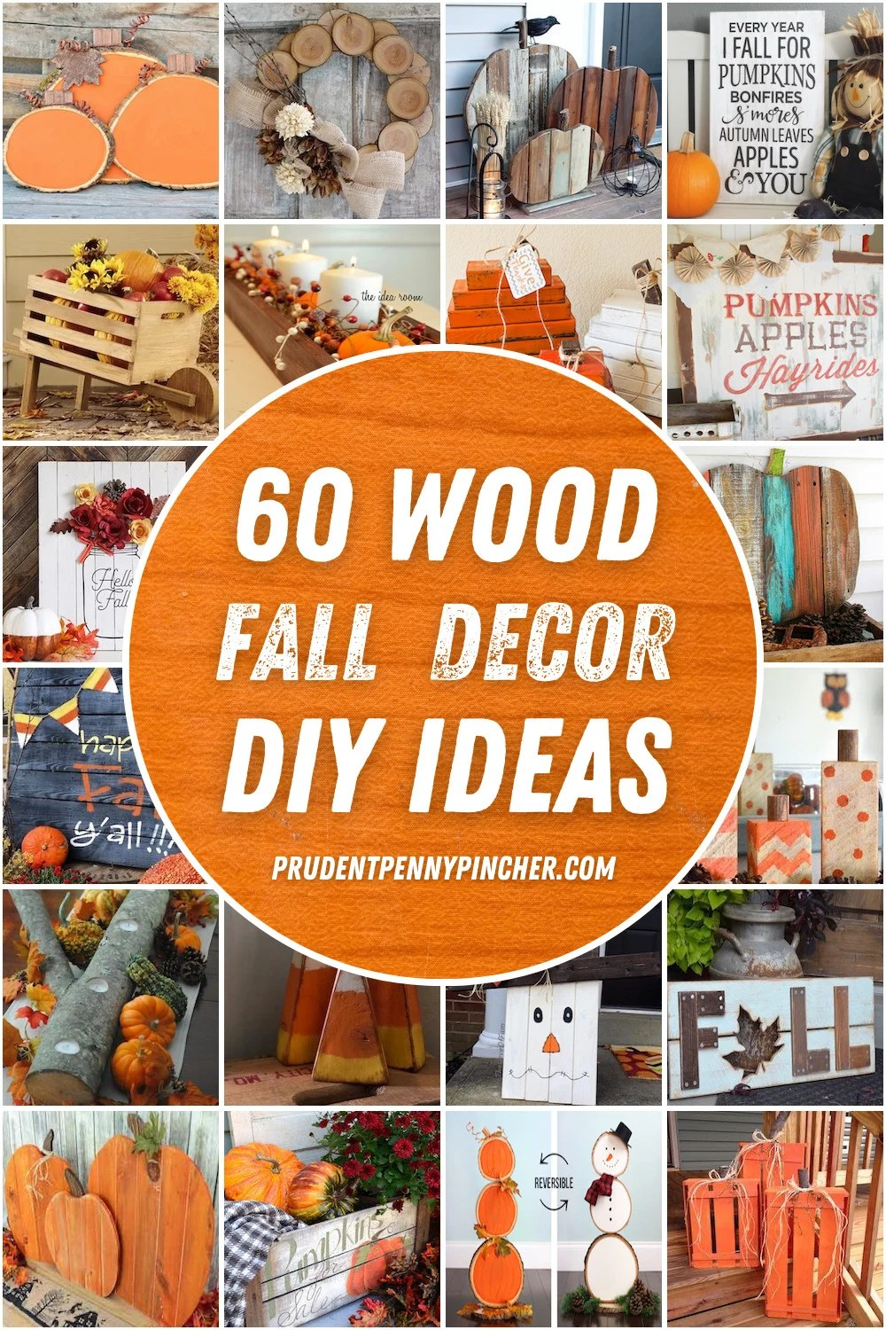 wood fall decor ideas
