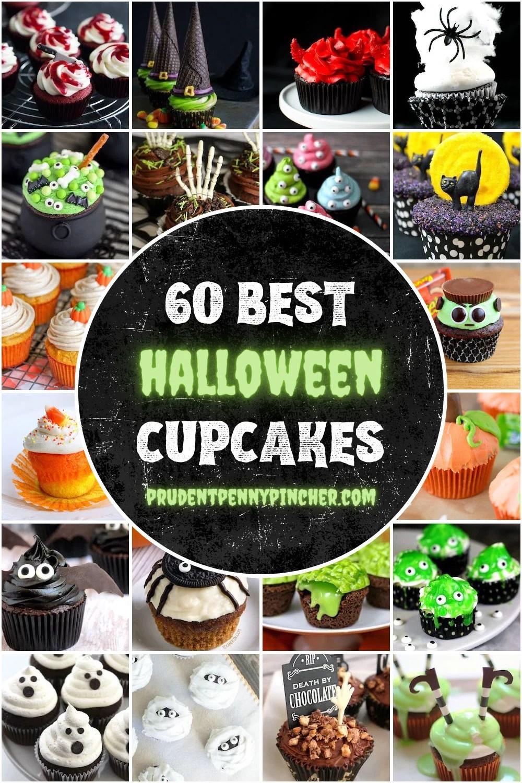 50 best halloween cupcakes