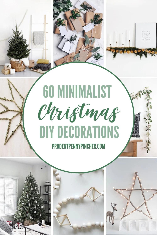 65 Diy Scandinavian Minimalist Christmas Decor Ideas Prudent Penny Pincher